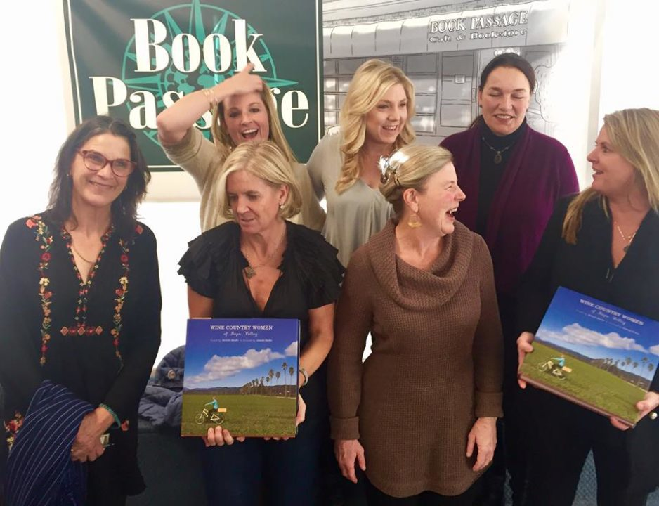 Wine Country Women at Book Passage