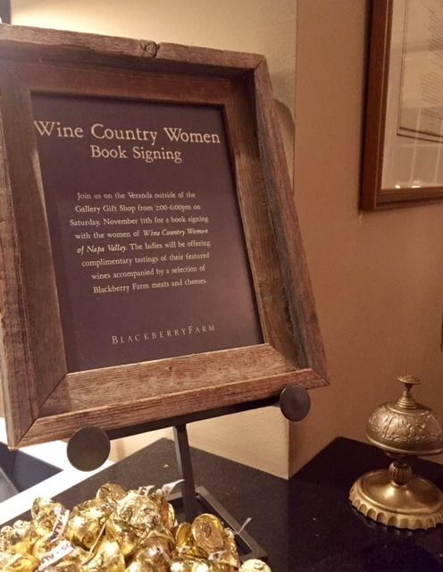 Wine Country Women at Blackberry Farm